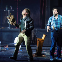 Simon Keenlyside & David Stout - Don Giovanni par David Bösch