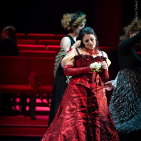 Maria Teresa Leva - La Traviata par Stefano Mazzonis di Pralafera