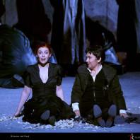 Patricia Petibon & Silvia Tro Santafé - Lucio Silla par Claus Guth