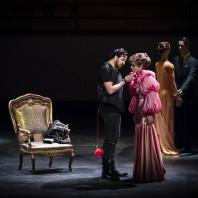 Bogdan Baciu & Ekaterina Morozova - Eugène Onéguine par Frederic Wake-Walker