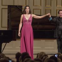 Marianne Crebassa et Fazil Say