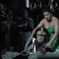 Anna Netrebko et Plácido Domingo - Macbeth par Harry Kupfer