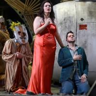 Teresa Iervolino & Edgardo Rocha - L'Italienne à Alger par David Hermann