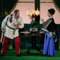 George Gagnidze & Susanna Branchini - Nabucco par Arnaud Bernard
