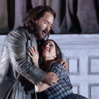 Javier Camarena & Lisette Oropesa - Lucia di Lammermoor par David Alden