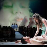 David Hansen, Julie Fuchs - Le Couronnement de Poppée par Calixto Bieito