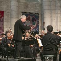 Philippe Herreweghe et l'Orchestre des Champs-Élysées
