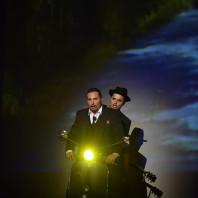 Florian Sempey et Ioan Hotea - Le Barbier de Séville par Adriano Sinivia