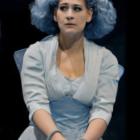 Anja Harteros - Lohengrin par Yuval Sharon à Bayreuth