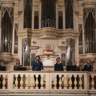 Reinoud van Mechelen et A Nocte Temporis à Bach en Combrailles