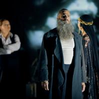Catherine Foster, Marina Prudenskaya et Greer Grimsley - La Walkyrie par Frank Castorf