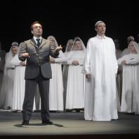 Gianluca Terranova et Jean Teitgen - Aida par Staffan Valdemar Holm
