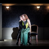 Andrea Mastroni & Avery Amereau - Rodelinda par Jean Bellorini