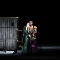 Avery Amereau & Jeanine De Bique - Rodelinda par Jean Bellorini