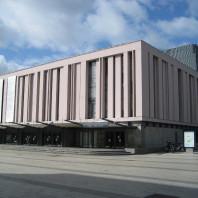 Théâtre de Caen - Extérieur