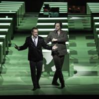 Paul Groves & John Relyea - Méphistophélès par Alex Ollé