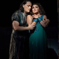 Aleksandrs Antonenko & Anna Netrebko - Aida par Sonja Frisell
