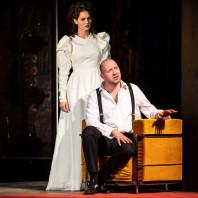 Melody Louledjian & Mikhail Petrenko - Boris Godounov par Matthias Hartmann
