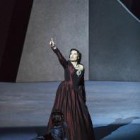 Marina Rebeka - Anna Bolena par Marie-Louise Bischofberger