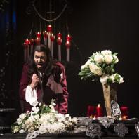 Roger Joakim - Tosca par Claire Servais