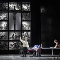 Marco Vratogna & Virginia Tola - Tosca par Claire Servais