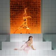 Krassimira Stoyanova - L'Amour de Danaé par Alvis Hermanis