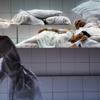 Krassimira Stoyanova & Wolfgang Ablinger-Sperrhacke - L'Amour de Danaé par Alvis Hermanis