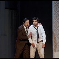 Rodion Pogossov & Anicio Zorzi Giustiniani - Don Pasquale par Laurent Pelly