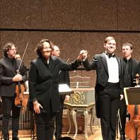Orfeo 55, Nathalie Stutzmann & Leon Kosavic - Salle Pasteur Le Corum