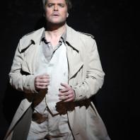 Lawrence Zazzo - Rodelinda par Claus Guth