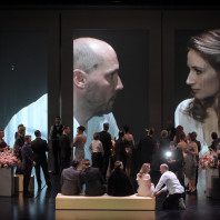 Stéphane Degout & Sabine Devieilhe - Hamlet par Cyril Teste
