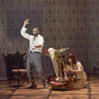 Ali Baba à l'Opéra Comique
