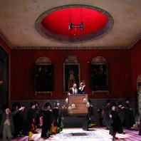 Le Barbier de Séville par Pierre-Emmanuel Rousseau