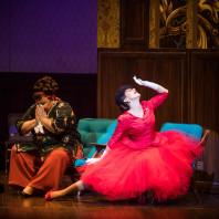 Anna Steiger & Perrine Madoeuf - Le Comte Ory par Pierre-Emmanuel Rousseau
