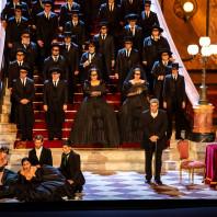 Aleksandra Kurzak, Roberto Alagna & Luca Salsi - La Traviata par Benoît Jacquot