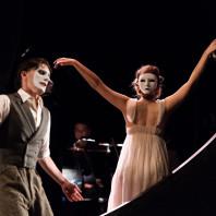 Alexandre Pradier & Erika Baikoff - Roméo et Juliette par Jean Lacornerie
