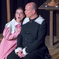 Virginie Mary & Hugues Blunat - Les Mousquetaires au couvent par Emmanuel Gardeil