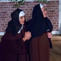 Caroline Duliège & Caroline Husson - Les Mousquetaires au couvent par Emmanuel Gardeil