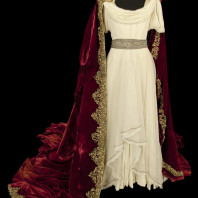 Costume de Marcel Escoffier pour Maria Callas dans Norma de Bellini