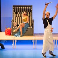 Didier Girauldon et Marion Grange - Le Retour d'Ulysse par Constance Larrieu