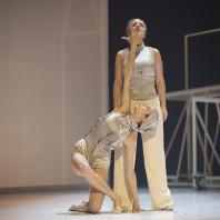 Lucie Chartin - Orphée et Eurydice par Gabriela Gómez Abaitua