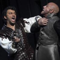 Jonas Kaufmann & Marco Vratogna - Otello par Keith Warner