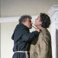 Jonas Kaufmann et Ludovic Tézier - La Force du destin par Christof Loy