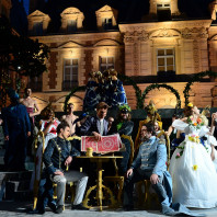 Opéra en plein air 2015 - La Traviata