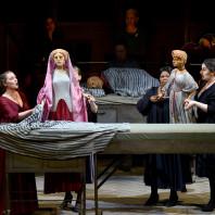 Beth Moxon & Beth Taylor - Le Retour d'Ulysse dans sa patrie par William Kentridge