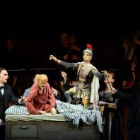 Alexandre Pradier & Emanuel Heitz - Le Retour d'Ulysse dans sa patrie par William Kentridge