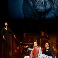Henrike Henoch & Alexandre Pradier - Le Retour d'Ulysse dans sa patrie par William Kentridge
