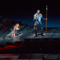Christine Goerke & Greer Grimsley - La Walkyrie par Robert Lepage