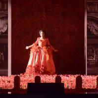 Rachel Redmond - Les Fêtes vénitiennes par Robert Carsen cover