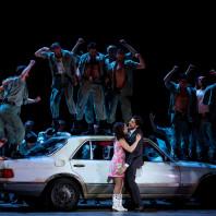 Gabrielle Philiponet & Roberto Tagliavini - Carmen par Calixto Bieito